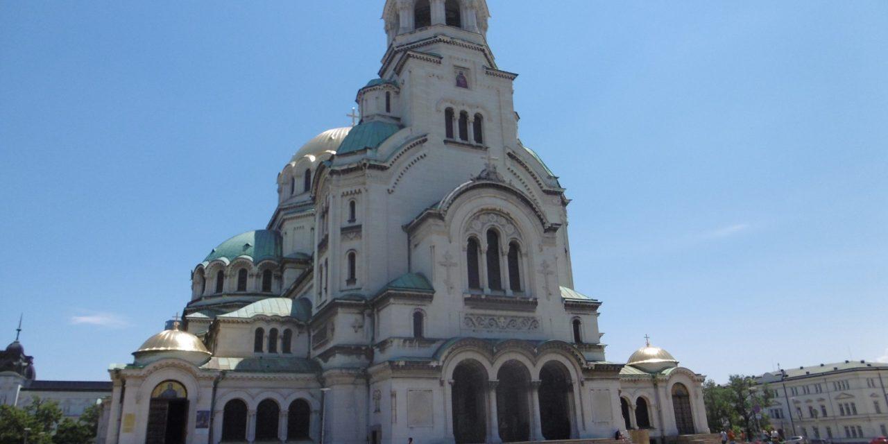 Voyage en couple à Sofia