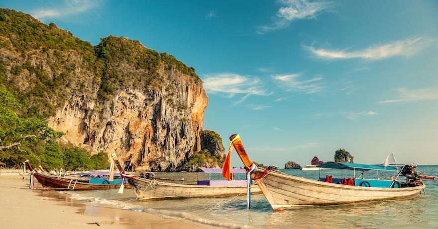 Voyage en couple au Sud de la Thaïlande :  cap sur les îles de rêve
